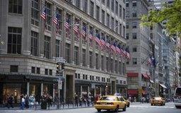 Las tiendas departamentales iniciaron en centros urbanos.
