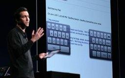 La pantalla del iPad puede resultar desafiante si es la primera vez que la usas.
