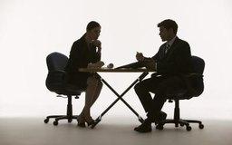 Sé optimista, positivo y profesional en tu entrevista para un cargo en el área de relaciones públicas.