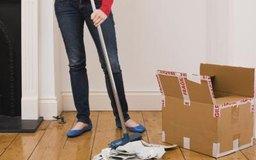 Comenzar un negocio de limpieza requiere poco financiamiento inicial.
