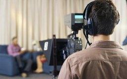 Las estaciones de televisión ofrecen un número de distintas posiciones.