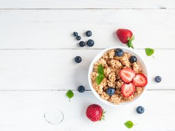 How to Make Healthy Granola Cereal