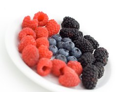 Low Fiber Fruit