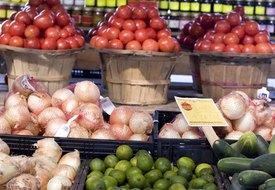 Vitamins in Fruits & Vegetables