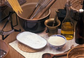 The Nutritional Content of Cassava Flour