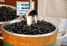 Black Olive Nutrition Information