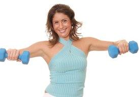 Underarm Flab Exercises