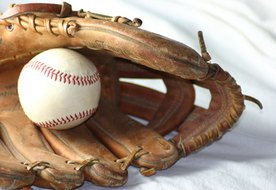 How to Repair a Baseball Glove Left Out in the Rain