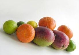 Sugar Content of Vegetables & Fruits