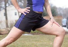 Stretches for Sore Thighs