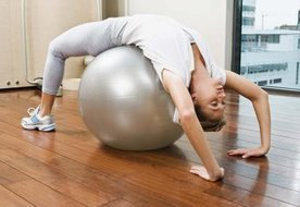 How Much Air Should Go Into an Exercise Ball?