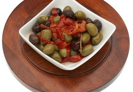 Olives and Cholesterol