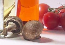 Mineral Oil Vs. Olive Oil