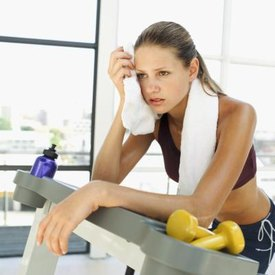 Why a Red Face After Exercise?