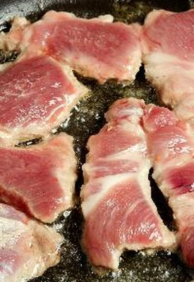 Cholesterol Levels in Pork