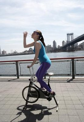How to Repair a Resistance Exercise Bike
