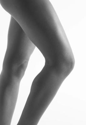 The Best Exercise to Tone Calves & Thighs