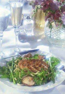 High Fiber & Protein Diet Menus