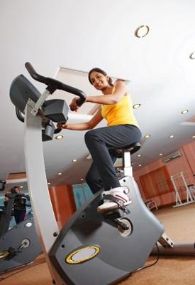 Stationary Bike Workouts to Lose Weight