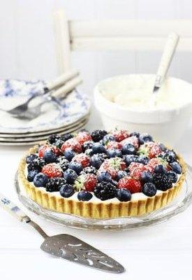 Calories in a Fruit Tart