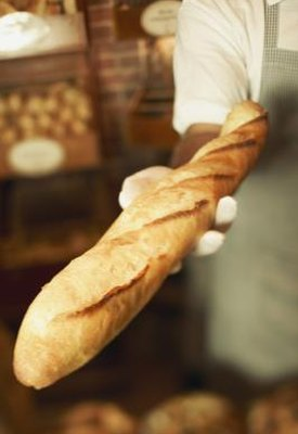 Nutritional Information of Baguettes