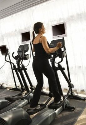 What Stride Is Needed for an Elliptical Trainer?