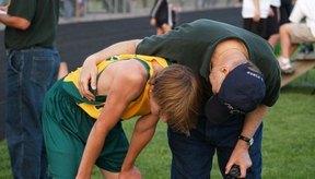 Las lesiones en el talón de Aquiles son comunes en atletas.