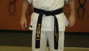 Convertirse en un maestro del karate lleva tiempo y dedicación.