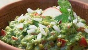 El guacamole es una rica fuente de nutrientes esenciales.