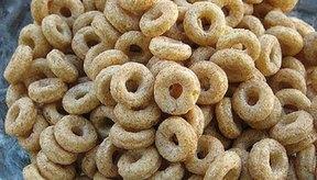Cereales con agua y proteína.