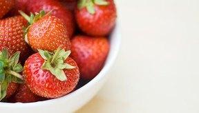 Frutillas.