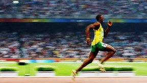 Los sprints te ayudarán a sentirte como todo un atleta.