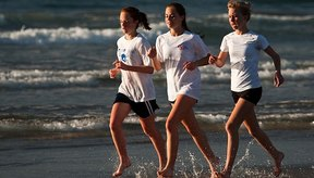 Correr estimula el crecimiento oseo.
