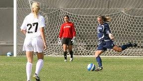 Los jugadores de fútbol tienen un gran incremento oseo en sus cuerpos.