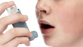 Inhalers provide medication for asthma sufferers.