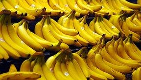 Las bananas calman la acidez estomacal.