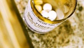 Las náuseas y los mareos pueden ser los efectos secundarios de ciertos medicamentos.