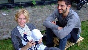 Cuando un bebé está feliz, sus padres también lo estarán.