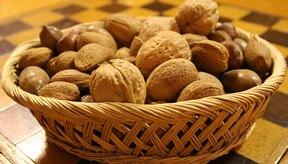 Las avellanas tienen un alto contenido de ácidos grasos esenciales omega 3.