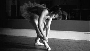 El cuerpo de una bailarina: largo, esbelto y fuerte.