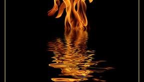 Los sofocos le hacen sentir a una mujer que se está incendiando por dentro.
