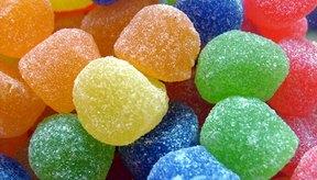 Sustancias azucaradas.