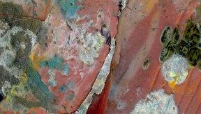 Los mohos vienen en una variedad de colores, como se muestra aquí.