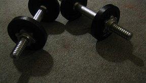 Levanta pesas para perder grasa.