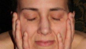 Mujer con ansiedad.