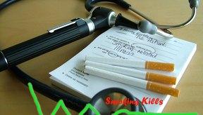 Fumar causa daño a corto y a largo plazo para el epitelio respiratorio.