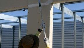 El polvo del yeso de construcción puede provocar consecuencias fatales para la salud.