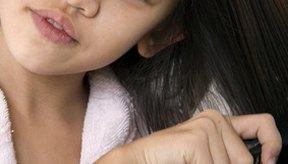 El colesterol es utilizado como un tratamiento de acondicionamiento profundo para el cabello.