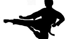 Las artes marciales japonesas y coreanas cuentan con patadas impresionantes.