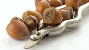Las nueces te proporcionan vitamina A, pero no contienen vitamina C.